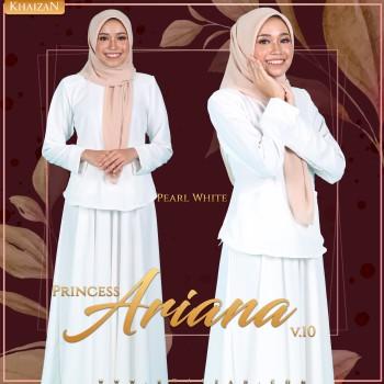 PRINCESS ARIANA V10 - PEARL WHITE
