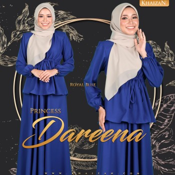 PRINCESS DAREENA - ROYAL BLUE