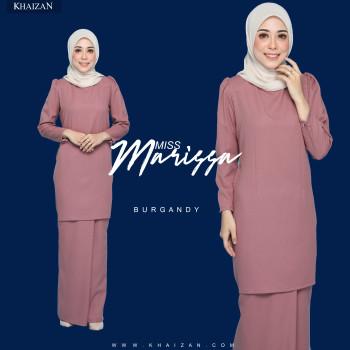 MISS MARISSA - BURGUNDY