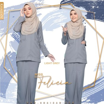 MISS FELICIA - LIGHT GREY (V1)