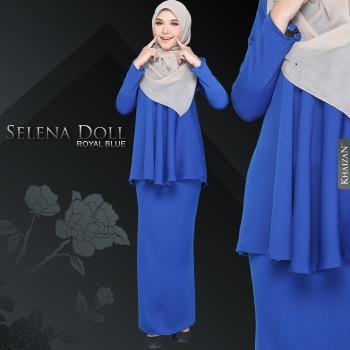 SELENA DOLL - ROYAL BLUE (V2)