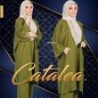CATALEA SUIT V8 - GREEN TEA - KHAIZAN