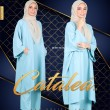 CATALEA SUIT V8 - DUSTY BLUE - KHAIZAN