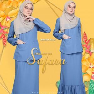 PRINCESS SAFARA - MARINE BLUE (V2) - KHAIZAN