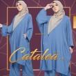 CATALEA SUIT V6 - MARINE BLUE - KHAIZAN