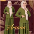 PRINCESS ARIANA V10 - GREEN TEA - KHAIZAN