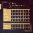 PRINCESS SAFARA V4 - MUSTARD - KHAIZAN