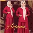 PRINCESS ARIANA V10 - MAROON - KHAIZAN