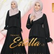 PRINCESS ESTELLA V3 - BLACK - KHAIZAN