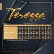 PRINCESS TERESSA V5 - DUSTY BLUE - KHAIZAN