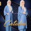 CATALEA SUIT V8 - DUSTY NAVY - KHAIZAN