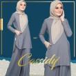 CASSIDY SUIT - GREY - KHAIZAN