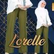 LORELLE PANTS - GREEN TEA - KHAIZAN