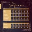 PRINCESS SAFARA V4 - LIGHT GREY - KHAIZAN