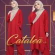 CATALEA SUIT V6 - MAROON - KHAIZAN