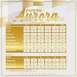 PRINCESS AURORA V5 - LIGHT GREY - KHAIZAN