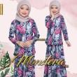 THE MONSTERA KIDS - DUSTY MAGENTA - KHAIZAN