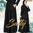 SALLY SKIRT - BLACK - KHAIZAN