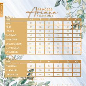 PRINCESS ARIANA - BURN ORANGE (V5) - KHAIZAN