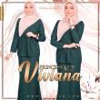 MISS VIVIANA V2 - EMERALD GREEN - KHAIZAN