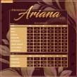 PRINCESS ARIANA V10 - DUSTY ORANGE - KHAIZAN