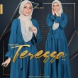 PRINCESS TERESSA V5 - TEAL BLUE - KHAIZAN