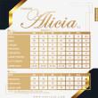 PRINCESS ALICIA V2 - BURN ORANGE - KHAIZAN