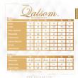 PRINCESS QALSOM V4 - DUSTY NAVY - KHAIZAN