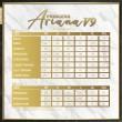 PRINCESS ARIANA V9 - LATTE - KHAIZAN