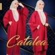 CATALEA SUIT V8 - MAROON - KHAIZAN