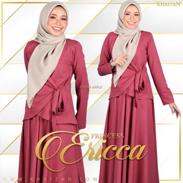 PRINCESS ERICCA - CANDY APPLE - KHAIZAN