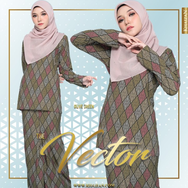 THE VECTOR - OLIVE GREEN - KHAIZAN