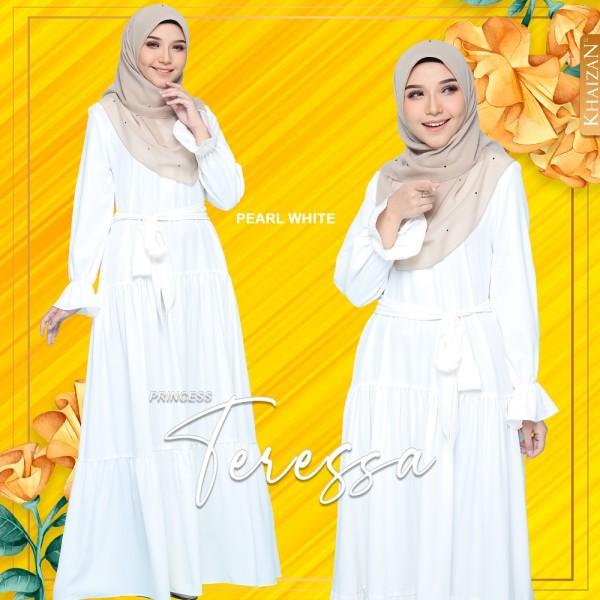 PRINCESS TERESSA - PEARL WHITE (V2) - KHAIZAN