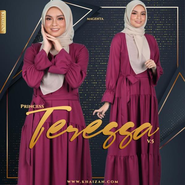 PRINCESS TERESSA V5 - MAGENTA - KHAIZAN