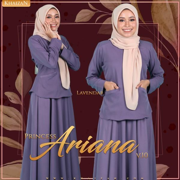 PRINCESS ARIANA V10 - LAVENDER - KHAIZAN
