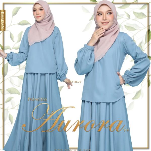 PRINCESS AURORA V4 - DUSTY BLUE - KHAIZAN