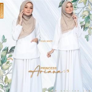 PRINCESS ARIANA - PEARL WHITE (V5) - KHAIZAN