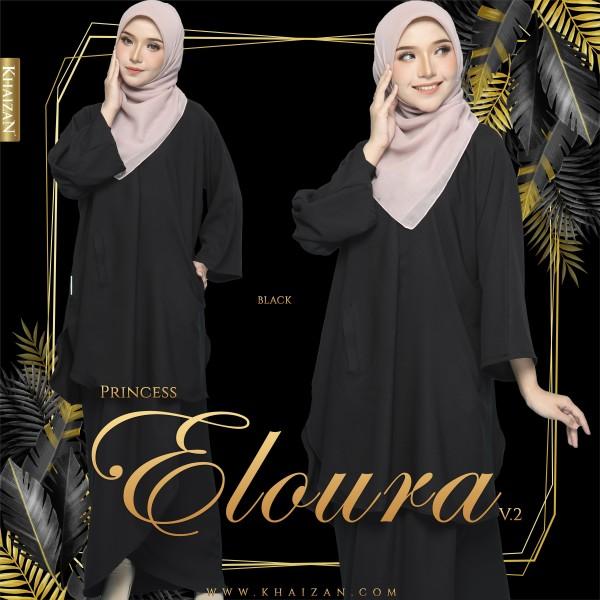 MISS ELOURA V2 - BLACK - KHAIZAN