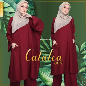 CATALEA SUIT - RASPBERRY (V2) - KHAIZAN