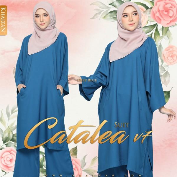 CATALEA SUIT V7 - DEEP BLUE - KHAIZAN