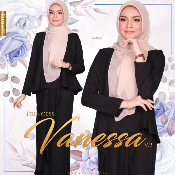 MISS VANESSA V2 - BLACK - KHAIZAN