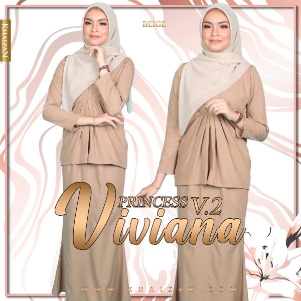 MISS VIVIANA V2 - NUDE - KHAIZAN