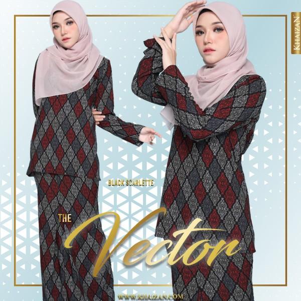 THE VECTOR - BLACK SCARLETTE - KHAIZAN