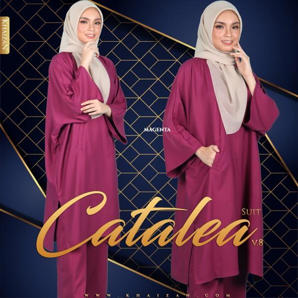 CATALEA SUIT V8 - MAGENTA - KHAIZAN