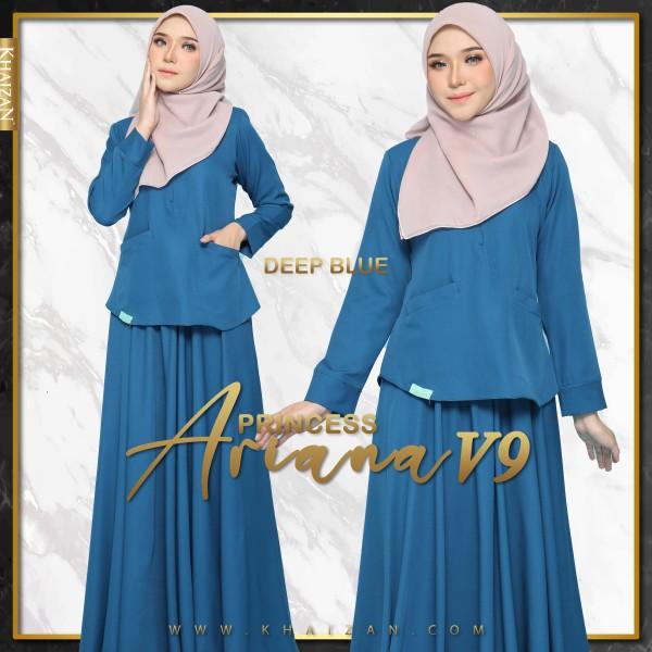 PRINCESS ARIANA V9 - DEEP BLUE - KHAIZAN