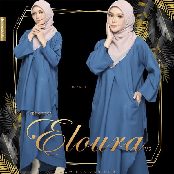 MISS ELOURA V2 - DEEP BLUE - KHAIZAN