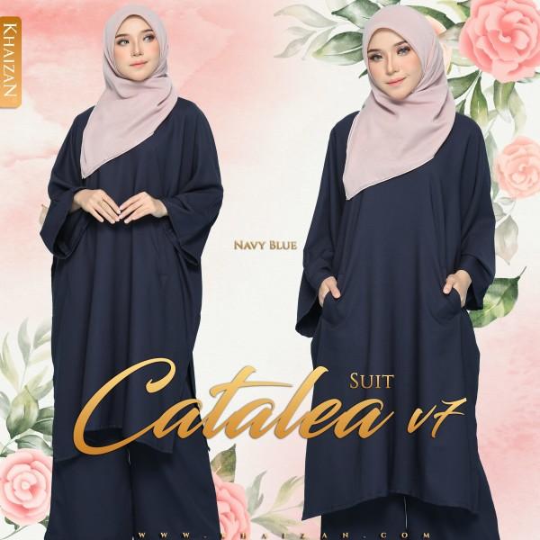 CATALEA SUIT V7 - NAVY BLUE - KHAIZAN