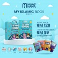 My Islamic Book + 4 Magic Book - MommyHana