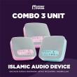 COMBO 3 UNIT ISLAMIC AUDIO DEVICE - MommyHana