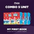 COMBO 5 UNIT MY FIRST BOOK - MommyHana